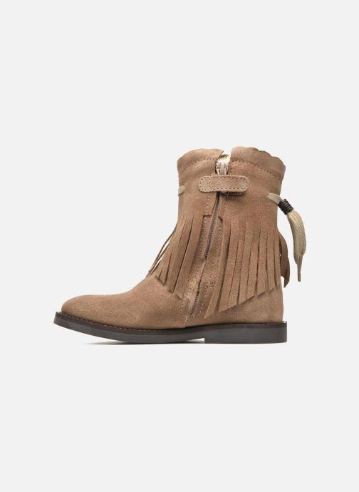 Laarzen Shoesme Serena Bruin voorkant