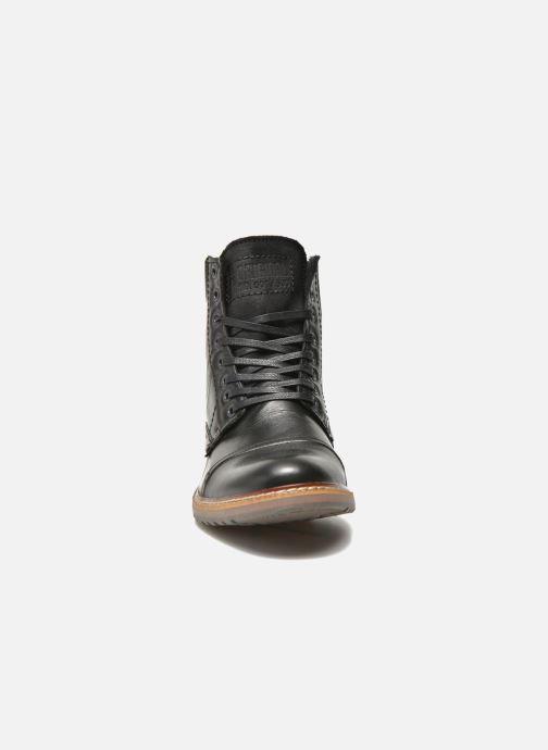 noir Et Bottines Chez Boots Jensen 262484 Bullboxer zw45tqfnax