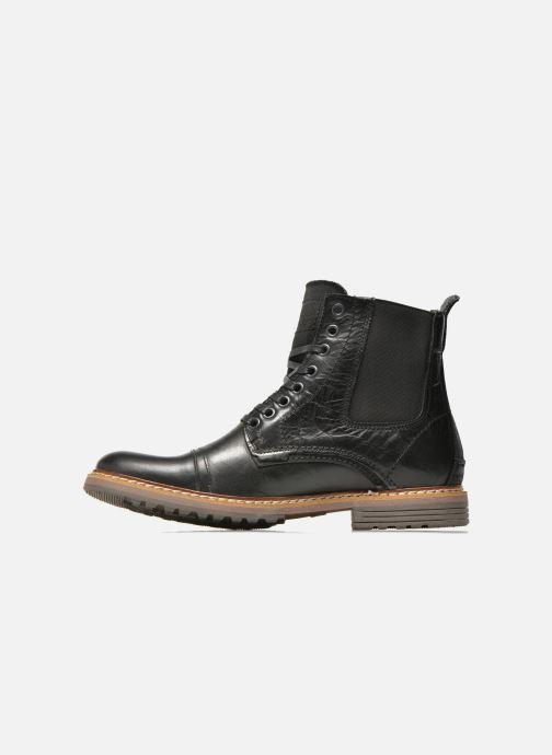 Boots en enkellaarsjes Bullboxer Jensen Zwart voorkant