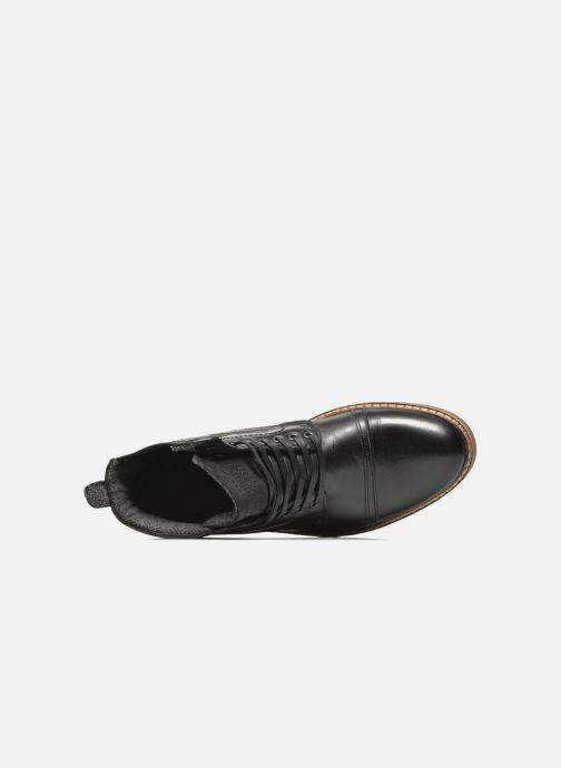 Bullboxer Jensen (Black) - Ankle boots chez Sarenza (262484) 0c010af9ede