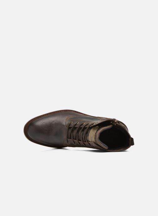 Boots en enkellaarsjes Bullboxer Don Bruin links