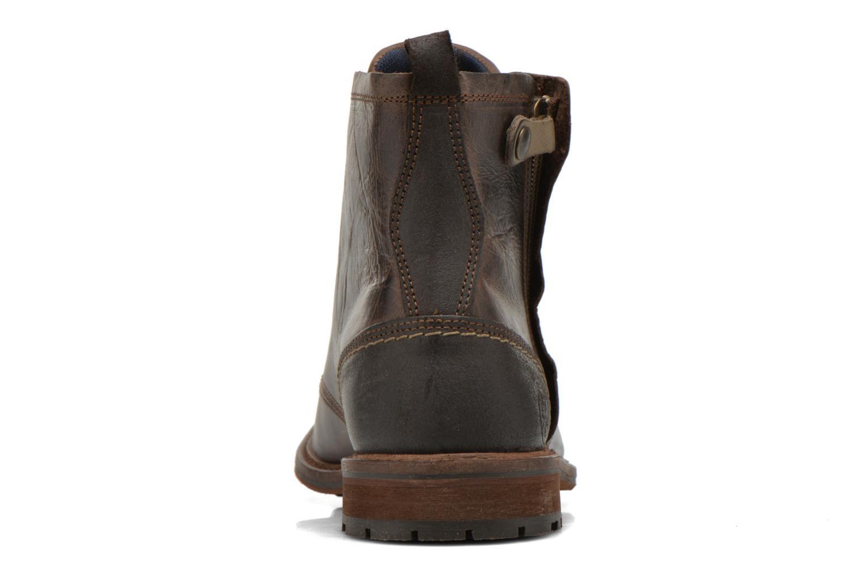Bottines et boots Bullboxer Don Marron vue droite