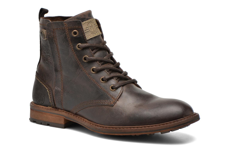 Bottines et boots Bullboxer Don Marron vue détail/paire