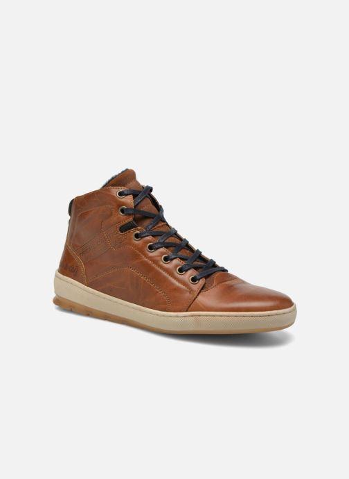 Sneakers Bullboxer Charles Brun detaljeret billede af skoene