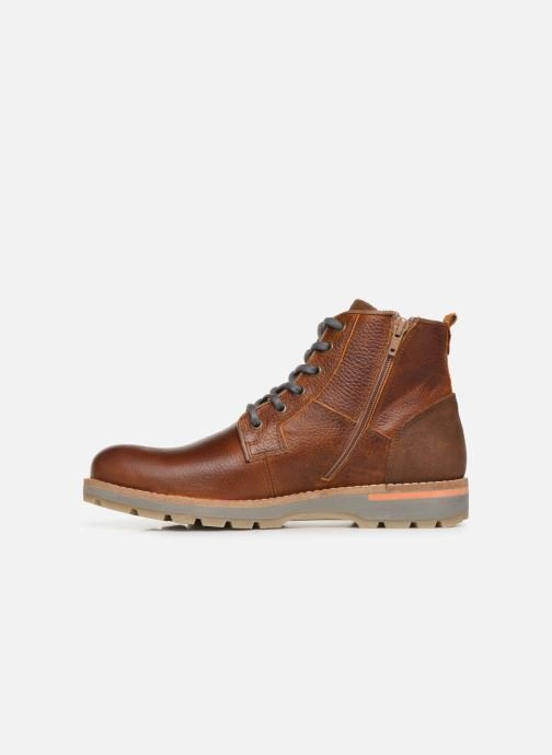 Ankle boots Bullboxer Ben Brown front view