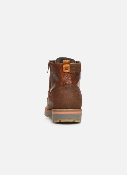 Ankle boots Bullboxer Ben Brown view from the right