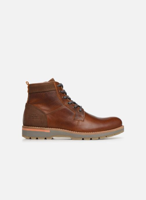 Ankle boots Bullboxer Ben Brown back view