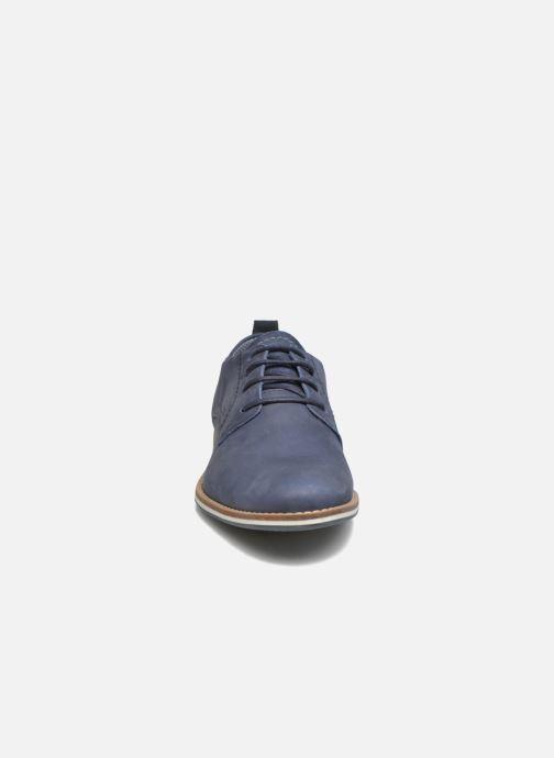 Zapatos con cordones Bullboxer Andre Azul vista del modelo