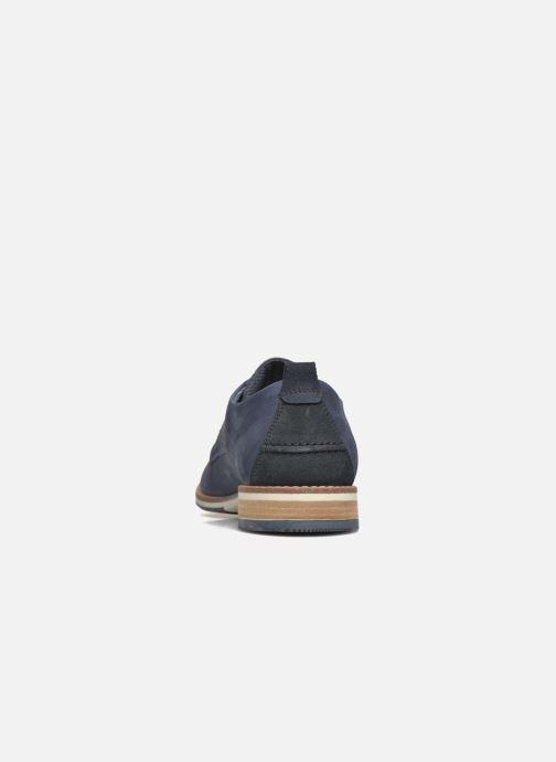 Chaussures à lacets Bullboxer Andre Bleu vue droite