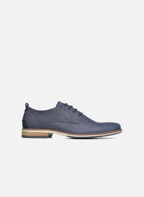 Chaussures à lacets Bullboxer Andre Bleu vue derrière
