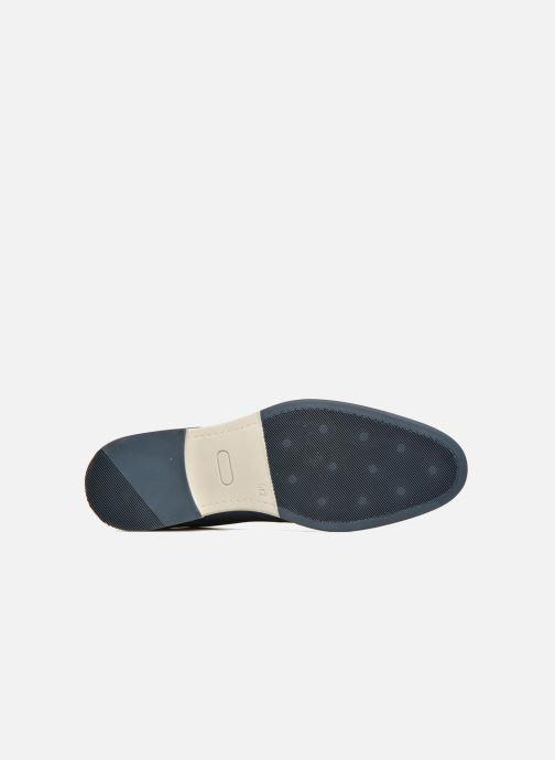 Chaussures à lacets Bullboxer Andre Bleu vue haut