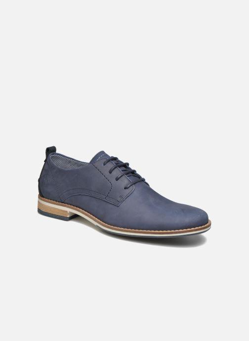 Chaussures à lacets Bullboxer Andre Bleu vue détail/paire
