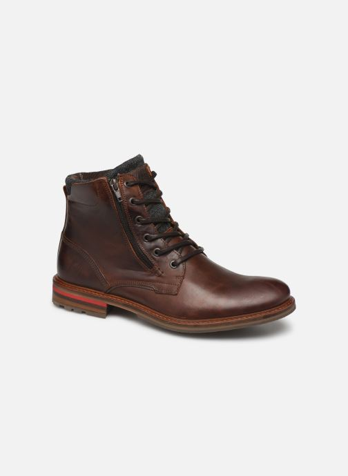 Chaussures à lacets Bullboxer Andre Marron vue détail/paire