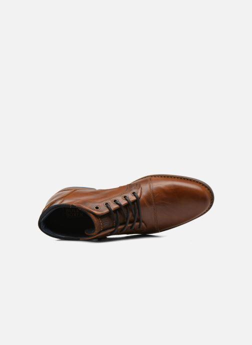 Chaussures à lacets Bullboxer Joe Marron vue gauche