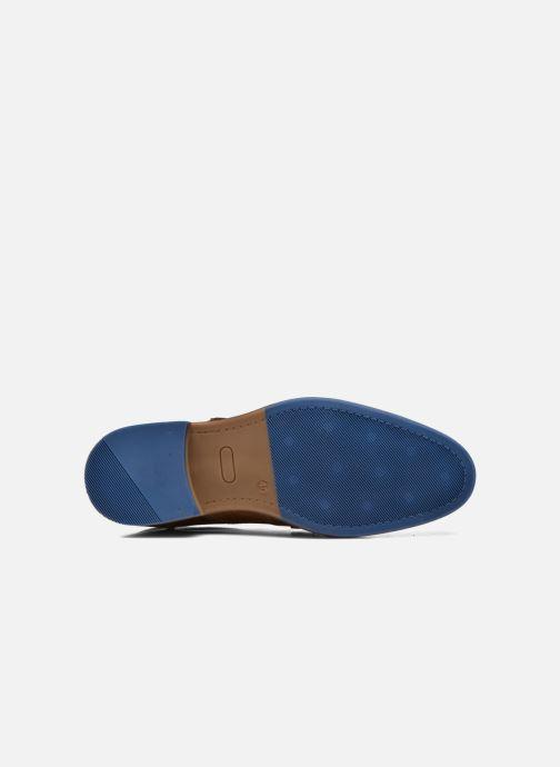 Chaussures à lacets Bullboxer Joe Marron vue haut