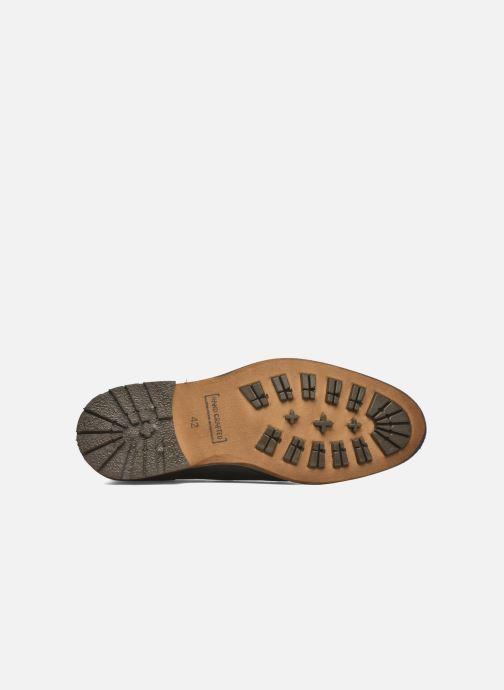 Zapatos con cordones Bullboxer Eddie Negro vista de arriba
