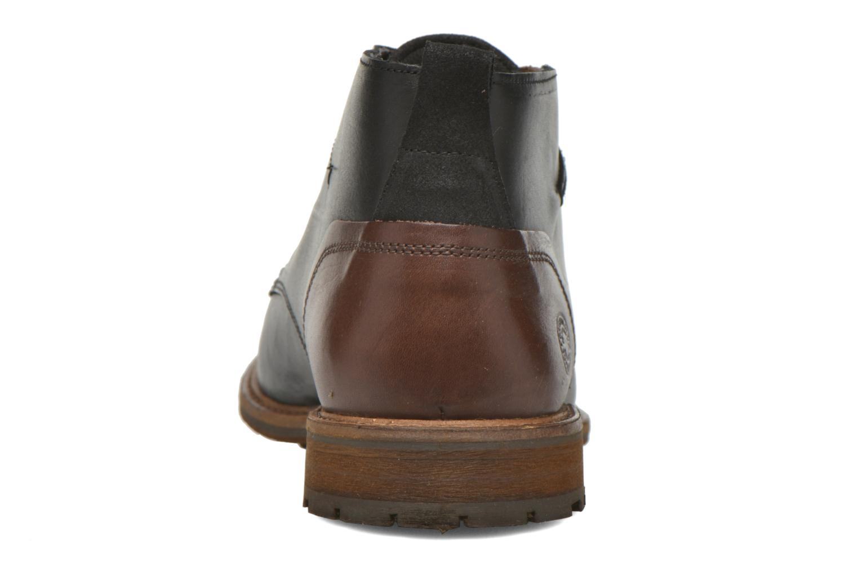 Chaussures à lacets Bullboxer Eddie Noir vue droite