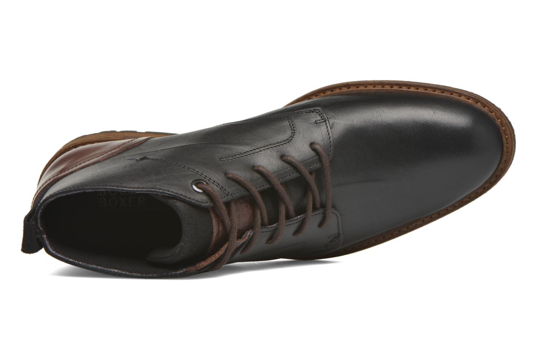 Chaussures à lacets Bullboxer Eddie Noir vue gauche