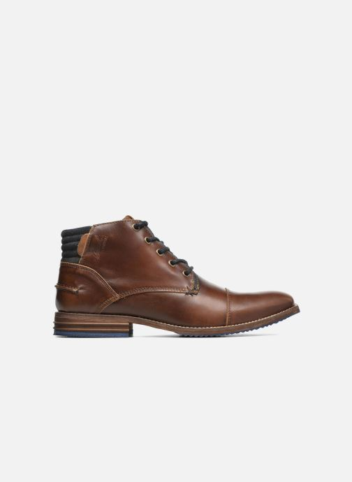 Ankle boots Bullboxer William Brown back view