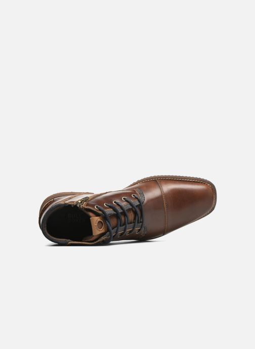 Ankle boots Bullboxer William Brown view from the left