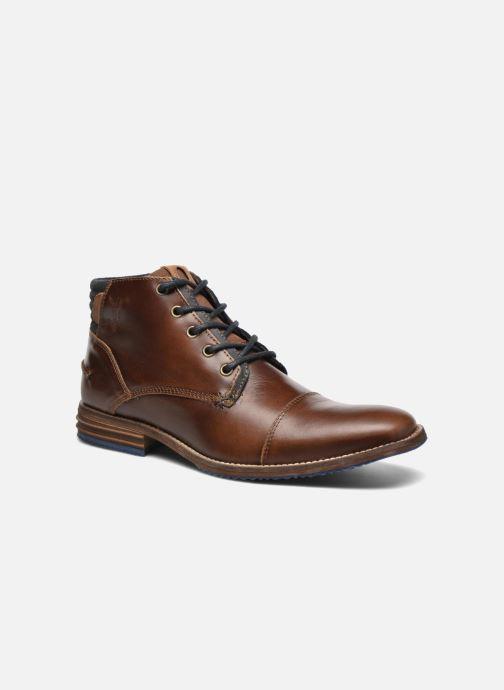 Bottines et boots Bullboxer William Marron vue détail/paire