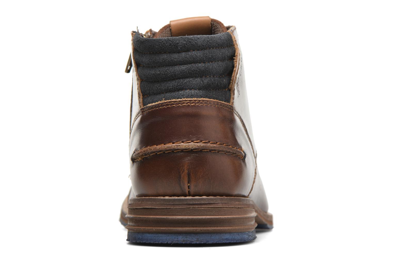Bottines et boots Bullboxer William Marron vue droite