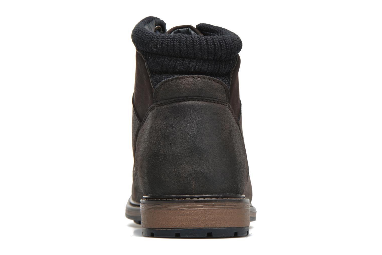 Bottines et boots I Love Shoes SUNIMA Marron vue droite