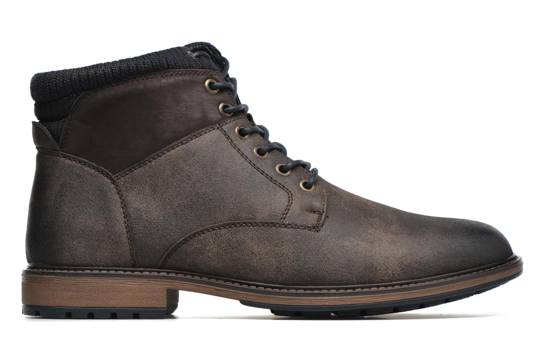 Bottines et boots I Love Shoes SUNIMA Marron vue derrière
