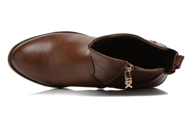 Bottines et boots Xti Alasia-28515 Marron vue gauche
