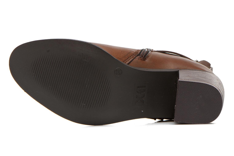 Bottines et boots Xti Alasia-28515 Marron vue haut