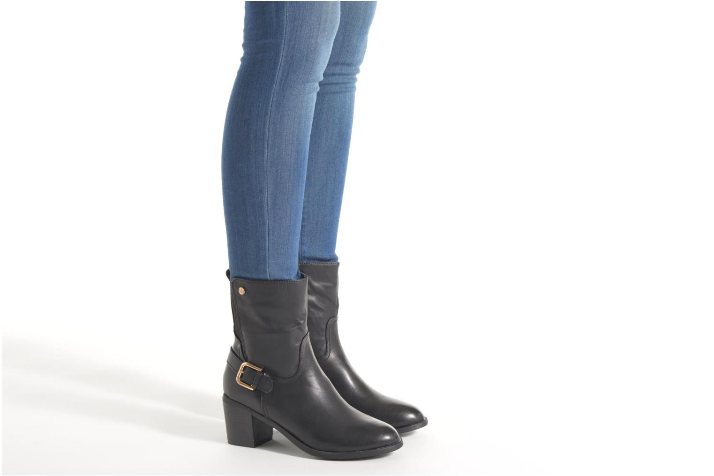 Bottines et boots Xti Alasia-28515 Noir vue bas / vue portée sac