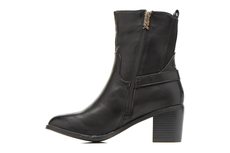 Bottines et boots Xti Alasia-28515 Noir vue face