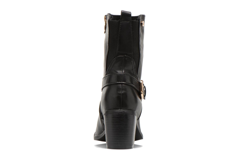 Bottines et boots Xti Alasia-28515 Noir vue droite