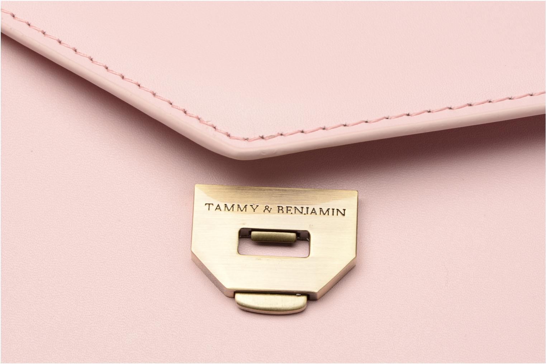 Handtassen Tammy & Benjamin IRIS Roze links