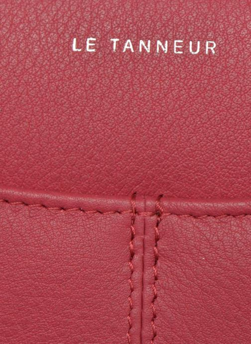Punge og etuier Le Tanneur VALENTINE Porte-monnaie long zippé Pink se fra venstre