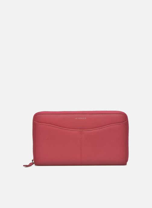 Punge og etuier Le Tanneur VALENTINE Porte-monnaie long zippé Pink detaljeret billede af skoene