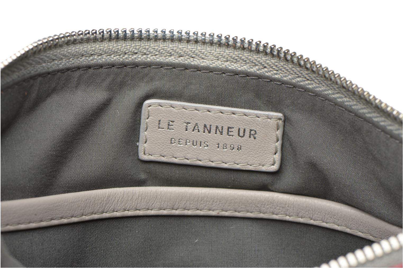 Sacs pochettes Le Tanneur VALENTINE Pochette zippée Multicolore vue derrière