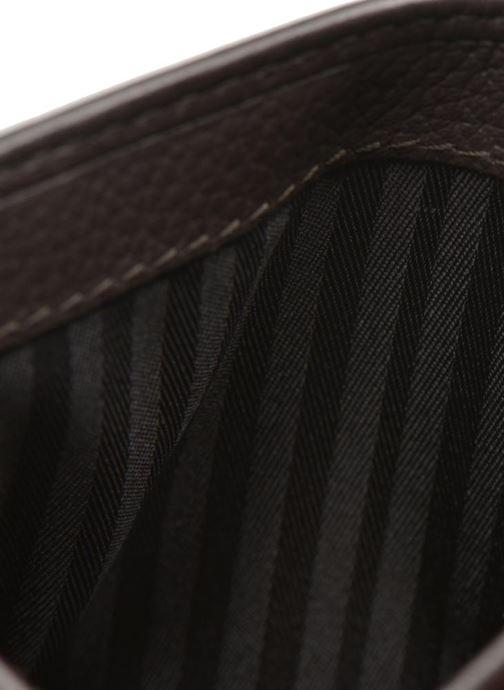 Petite Maroquinerie Le Tanneur MARIUS Porte-papiers 3 poches Marron vue derrière