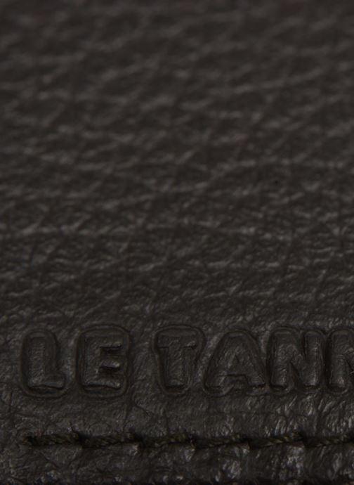 Petite Maroquinerie Le Tanneur MARIUS Porte-papiers 3 poches Marron vue gauche