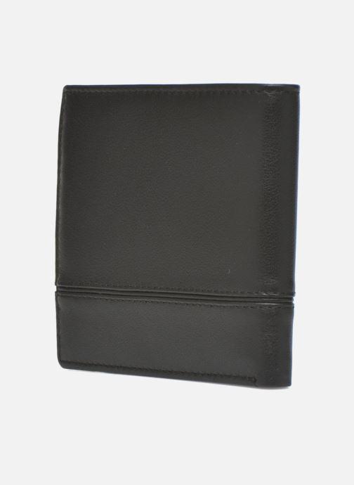 Petite Maroquinerie Le Tanneur JULES Porte-billets 2 poches Noir vue droite