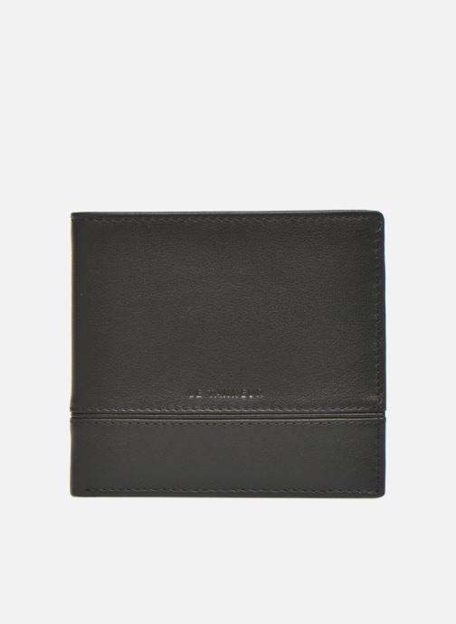 Petite Maroquinerie Le Tanneur JULES Porte-billets 2 poches Noir vue détail/paire