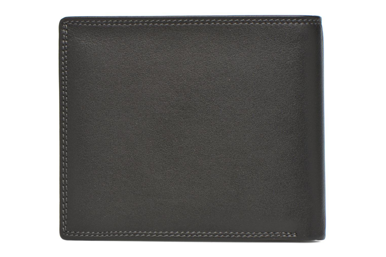 Le poche TOURAINE Tanneur Noir billets Porte monnaie rabat rwTrq7