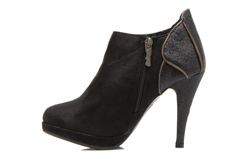 Bottines et boots Refresh Anselma-61205 Noir vue face