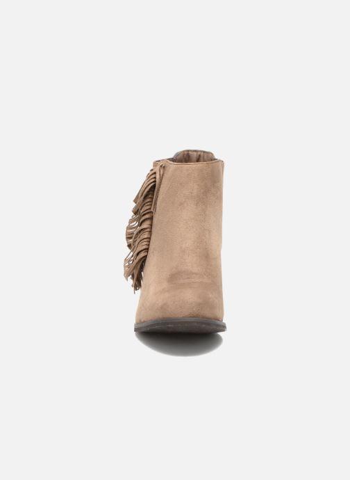 Boots en enkellaarsjes Refresh Carmelina-61231 Bruin model
