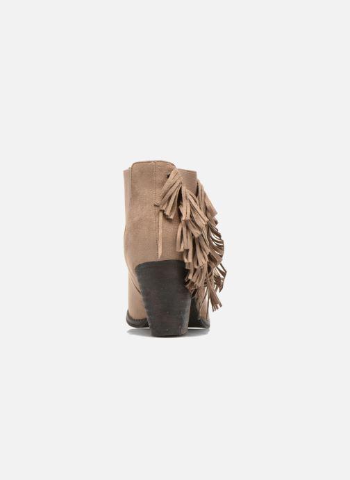 Boots en enkellaarsjes Refresh Carmelina-61231 Bruin rechts