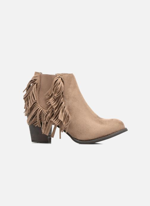 Boots en enkellaarsjes Refresh Carmelina-61231 Bruin achterkant
