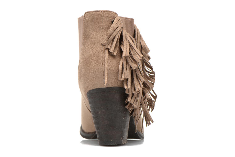 Bottines et boots Refresh Carmelina-61231 Marron vue droite