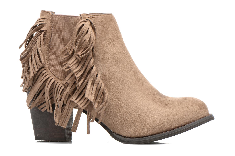 Bottines et boots Refresh Carmelina-61231 Marron vue derrière