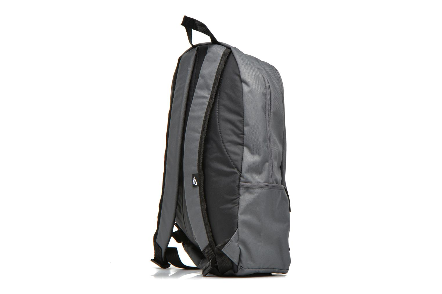 Sacs à dos Nike Classic North Solid Backpack Gris vue droite