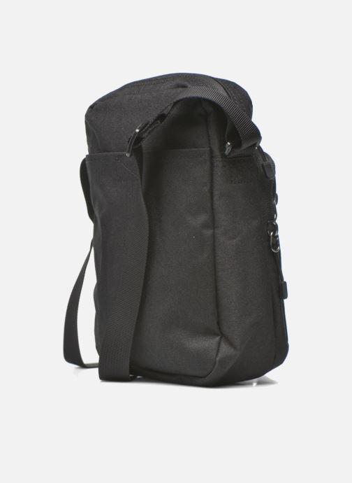 Bolsos de hombre Nike Nike Tech Small Items Bag Negro vista lateral derecha a815fb4cf106a